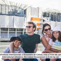 Отель Expo Marina Lis Португалия, Лиссабон - отзывы, цены и фото номеров - забронировать отель Expo Marina Lis онлайн детские мероприятия