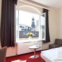 Отель Novum Holstenwall Neustadt Гамбург комната для гостей фото 4
