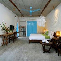 Отель Life Beach Villa комната для гостей