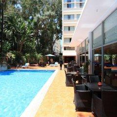 Отель Marina Bay Марокко, Танжер - отзывы, цены и фото номеров - забронировать отель Marina Bay онлайн бассейн