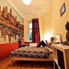 Poco Loco Hostel Познань комната для гостей фото 5