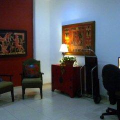 Отель Comfort Inn Puerto Vallarta Пуэрто-Вальярта интерьер отеля