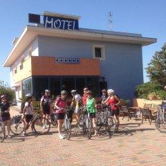 Hotel Nautico Pozzallo Поццалло спортивное сооружение