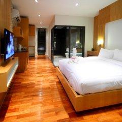 Отель Kamala Resort and Spa 4* Студия с различными типами кроватей