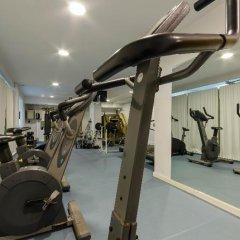 Belver Beta Porto Hotel фитнесс-зал фото 4