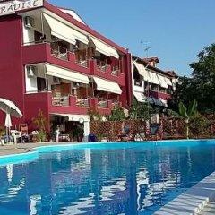 Отель Star Paradise Ситония бассейн