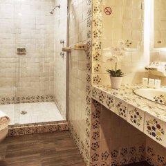 Отель Templo Mayor Мексика, Мехико - отзывы, цены и фото номеров - забронировать отель Templo Mayor онлайн ванная фото 2