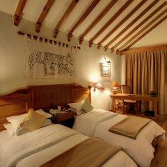 Отель Club Himalaya Непал, Нагаркот - отзывы, цены и фото номеров - забронировать отель Club Himalaya онлайн комната для гостей фото 3