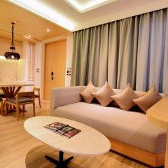Отель Crest Resort & Pool Villas комната для гостей фото 4