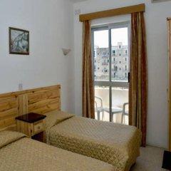 Отель Cardor Мальта, Сан-Пауль-иль-Бахар - 2 отзыва об отеле, цены и фото номеров - забронировать отель Cardor онлайн комната для гостей фото 3