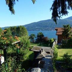 Отель Nina & Berto Италия, Вербания - отзывы, цены и фото номеров - забронировать отель Nina & Berto онлайн приотельная территория
