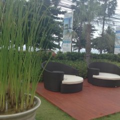 Отель Cetus Beachfront Condo By Pong Паттайя