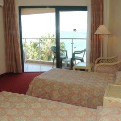 Отель Aska Just In Beach – All Inclusive комната для гостей фото 4