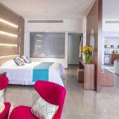 King Evelthon Beach Hotel & Resort комната для гостей фото 5