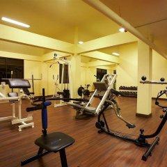 Отель Lanta Cha-Da Beach Resort & Spa Ланта фитнесс-зал фото 2