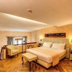 Отель Croce Di Malta Hotel Италия, Флоренция - 8 отзывов об отеле, цены и фото номеров - забронировать отель Croce Di Malta Hotel онлайн комната для гостей фото 4