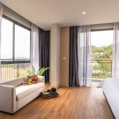 Отель Sea Seeker Krabi Resort комната для гостей фото 3