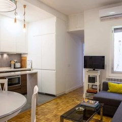 Отель Lovely and Chic 1 Bed apt Next to Atocha Испания, Мадрид - отзывы, цены и фото номеров - забронировать отель Lovely and Chic 1 Bed apt Next to Atocha онлайн фото 9