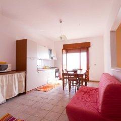 Апартаменты CaseSicule Cerasuolo Поццалло комната для гостей фото 3