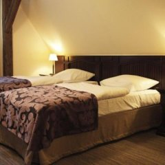 Отель Brovaria Польша, Познань - отзывы, цены и фото номеров - забронировать отель Brovaria онлайн комната для гостей фото 5