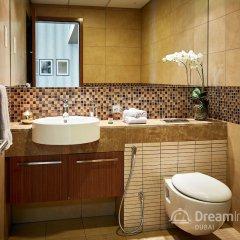 Отель Dream Inn 48 Burj Gate Burj Khalifa View ванная фото 2