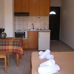 Апартаменты Lofos Apartments в номере