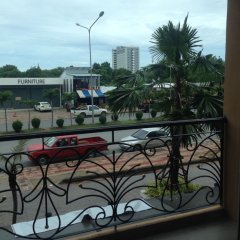 Отель Aitalay Condotel Jomtien Паттайя балкон