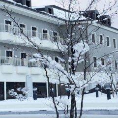 Отель Nari Aizu Lodge Айдзувакамацу вид на фасад