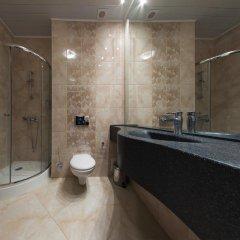 Отель Ладога Петрозаводск ванная