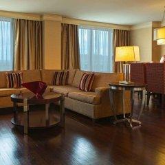 Отель Washington Marriott at Metro Center комната для гостей фото 3
