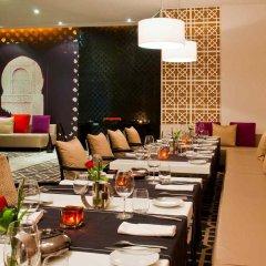 Отель Sofitel Rabat Jardin des Roses Марокко, Рабат - отзывы, цены и фото номеров - забронировать отель Sofitel Rabat Jardin des Roses онлайн питание фото 2