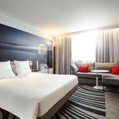 Отель Novotel Paris Coeur d'Orly Airport комната для гостей фото 2