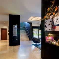 Hotel Acores Lisboa интерьер отеля