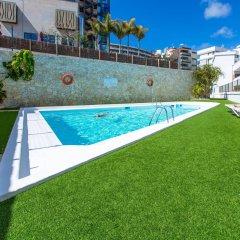 Отель TAGOROR Плайя дель Инглес бассейн