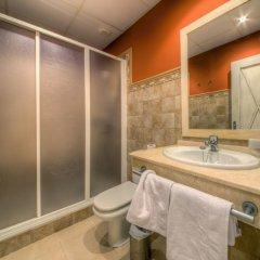 Отель Apartamentos Piedramar Испания, Кониль-де-ла-Фронтера - отзывы, цены и фото номеров - забронировать отель Apartamentos Piedramar онлайн ванная