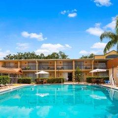 Отель Best Western Orlando West бассейн