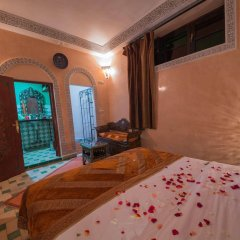 Отель Riad Dar Guennoun Марокко, Фес - отзывы, цены и фото номеров - забронировать отель Riad Dar Guennoun онлайн балкон