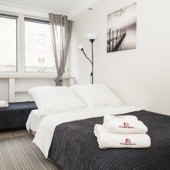 Отель Hosapartments City Center Польша, Варшава - 2 отзыва об отеле, цены и фото номеров - забронировать отель Hosapartments City Center онлайн комната для гостей фото 21