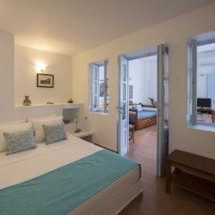 Отель Kastro Suites комната для гостей фото 4