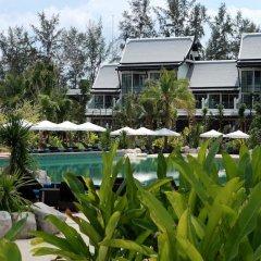 Отель Natai Beach Resort & Spa Phang Nga бассейн