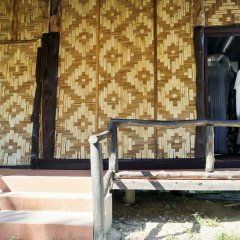 Отель Leaf House Bungalow Ланта ванная