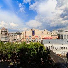 Отель Apartmenty Uyut Klassika Москва балкон