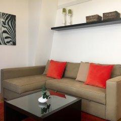 Отель Apartamentos Coruña Playa комната для гостей фото 5