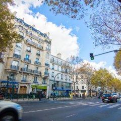 Отель Leclerc A Франция, Париж - отзывы, цены и фото номеров - забронировать отель Leclerc A онлайн фото 2
