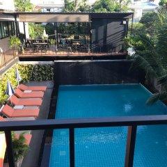Отель V20 boutique hotel Таиланд, Бангкок - отзывы, цены и фото номеров - забронировать отель V20 boutique hotel онлайн балкон