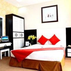 Hanoi Amanda Hotel комната для гостей