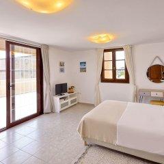 Отель Center Penthouse Родос комната для гостей фото 3