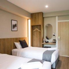 Отель B Stay Hotel Таиланд, Бангкок - отзывы, цены и фото номеров - забронировать отель B Stay Hotel онлайн комната для гостей фото 2
