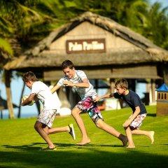 Отель Palm Garden Beach Resort And Spa Хойан развлечения