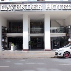 Lavender Hotel парковка